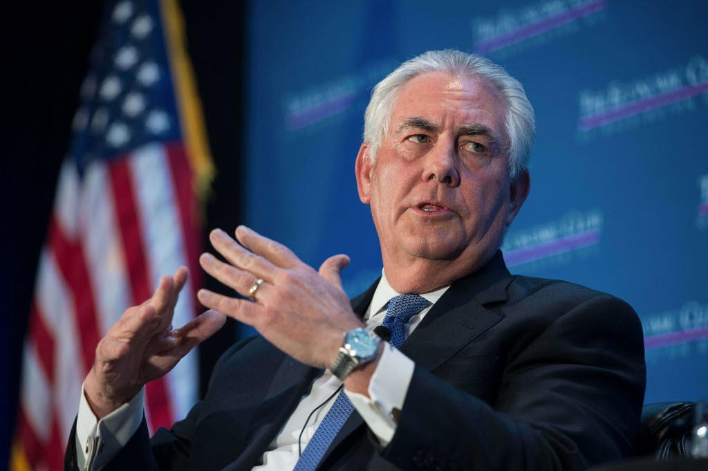Tillerson: problems with Russia can be settled
