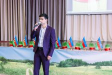 Азербайджанцы подарили российским школьникам праздник Новруза (ФОТО) - Gallery Thumbnail