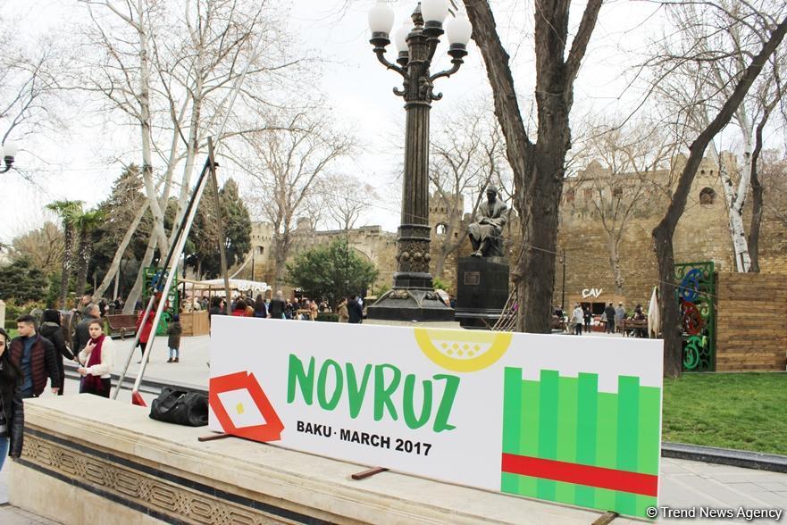 Потрясающий Фестиваль Новруза в Баку: Карабахские скакуны, национальные блюда, музыка и танцы (ФОТО) - Gallery Image