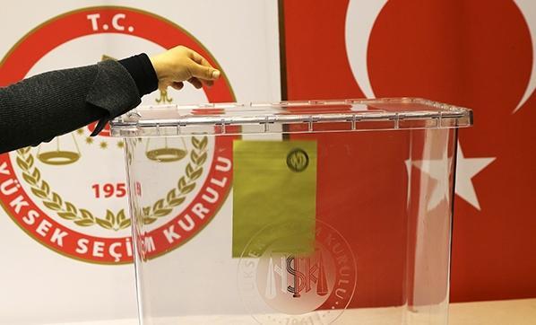 Referandum'un ilk gününde 38 bin yurt dışı seçmen oy kullandı