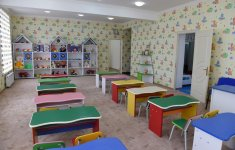 Ilham Aliyev opens orphanage-kindergarten in Saatli (PHOTO) - Gallery Thumbnail