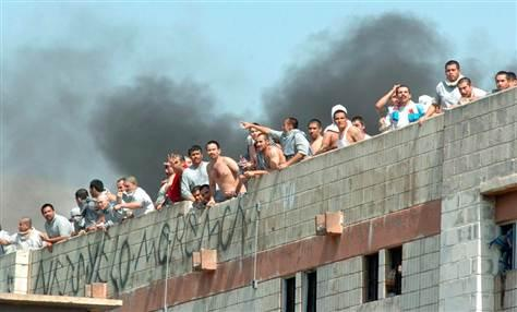 New prison riot in Mexican city of Cadereyta Jimenez leaves 2 wounded, 1 dead