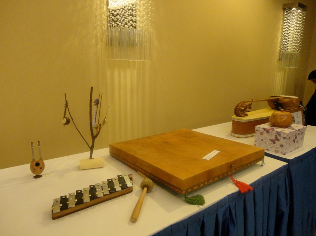 Национальные музыкальные инструменты Азербайджана: прошлое - настоящее (ФОТО) - Gallery Image