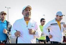 Iran holds 1st Int'l marathon, separating men and women (PHOTO) - Gallery Thumbnail