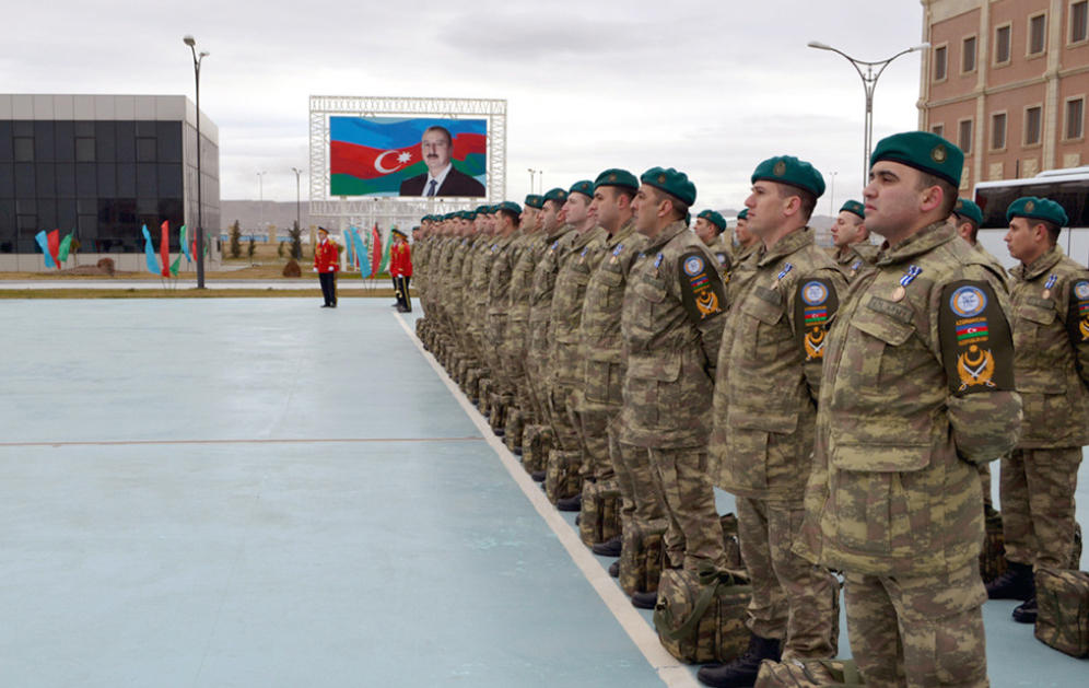 Russia Today подготовило фоторепортаж об армии  Азербайджана (ФОТО) - Gallery Image