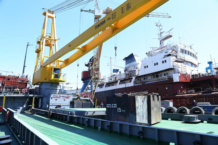 Iranian producers supply offshore cranes for South Pars gas field