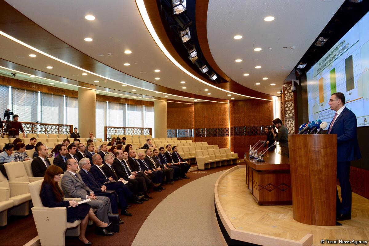 ARDNF-nin büdcə gəlirləri 3 272,5 milyon manat olub (FOTO) - Gallery Image