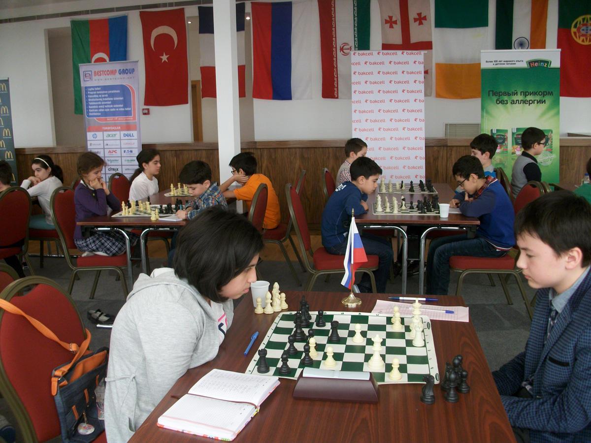 При поддержке Bakcell в Баку прошел детский международный шахматный турнир (ФОТО) - Gallery Image