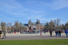 Прогулка по весеннему цветущему Амстердаму (ФОТО) - Gallery Thumbnail