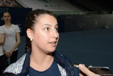 Azerbaijani athletes to vie for medals at FIG Rhythmic Gymnastics World Cup (PHOTO) - Gallery Thumbnail