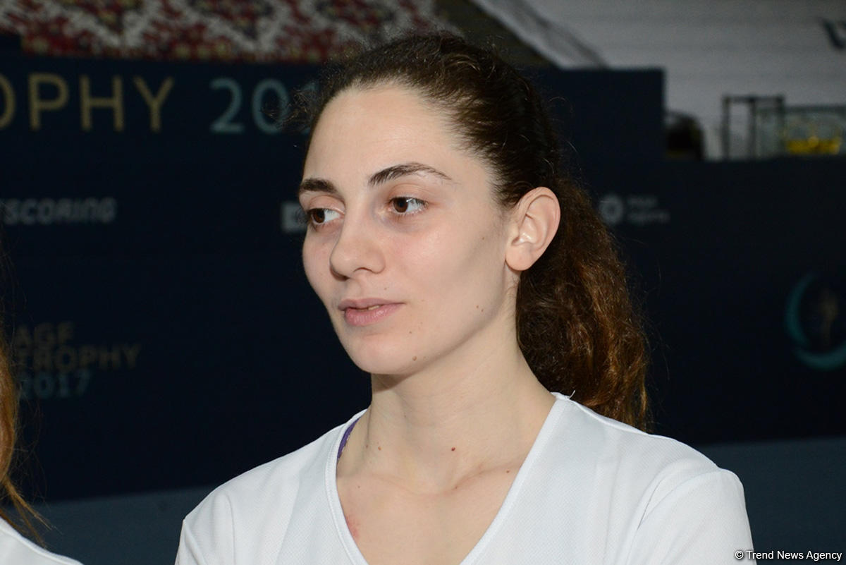 Azerbaijani athletes to vie for medals at FIG Rhythmic Gymnastics World Cup (PHOTO) - Gallery Image