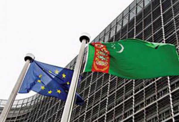 Turkmenistan, EU discuss prospects for developing bilateral contacts