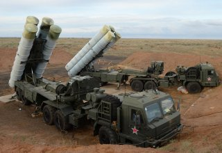 Russian Defense Ministry signs contract on first 10 S-500 air defense systems