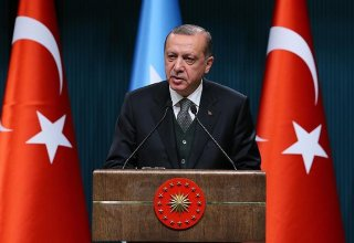 TANAP gas to help West realize importance of Turkish-Azerbaijani solidarity - Erdogan