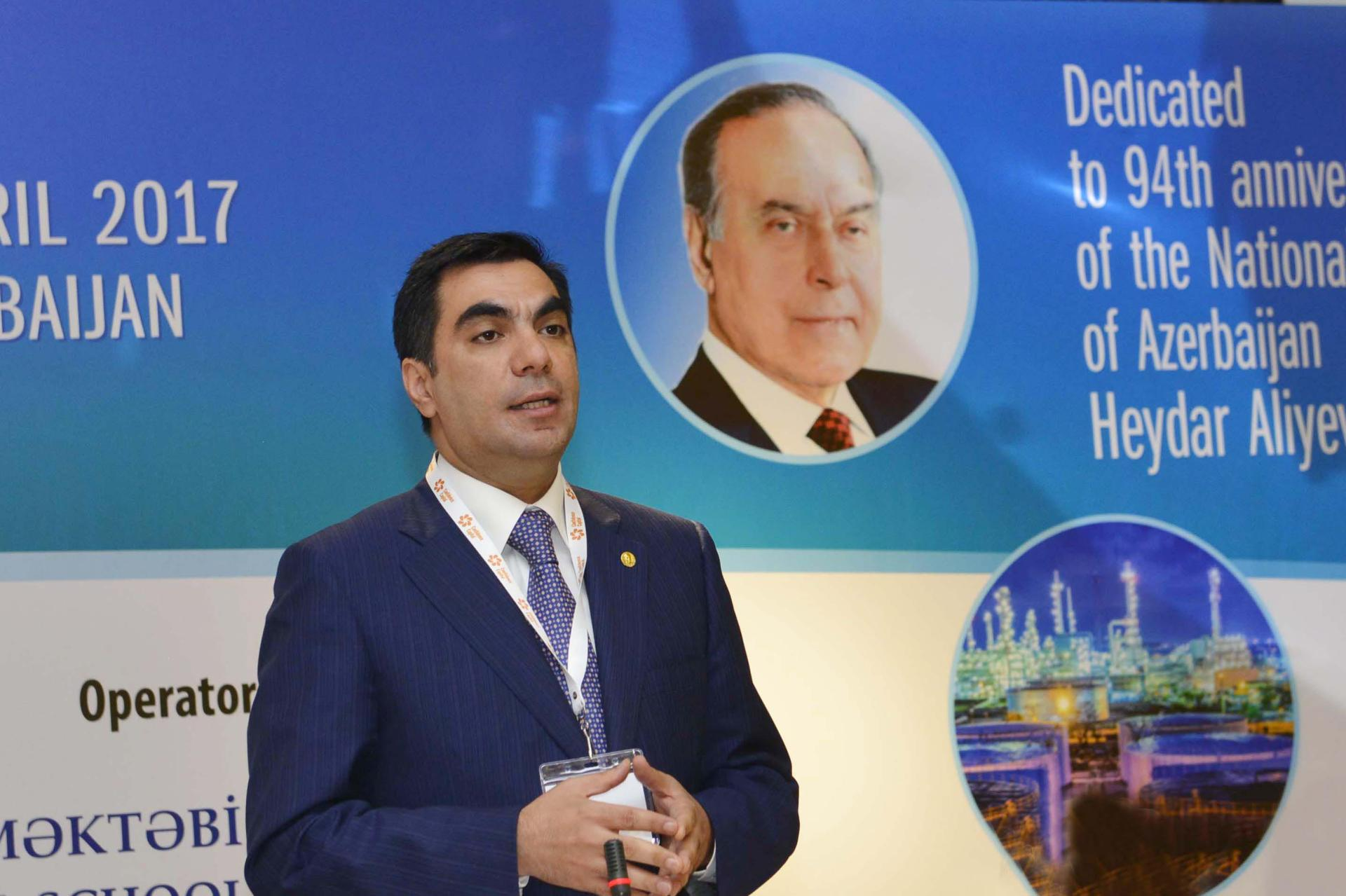 2nd SOCAR Int'l Caspian and Central Asia Downstream Forum ends