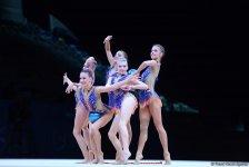 Лучшие моменты второго дня соревнований Кубка мира по художественной гимнастике (ФОТО) - Gallery Thumbnail