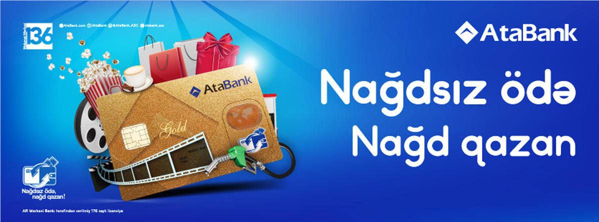 Popular campaign from AtaBank starts again - Gallery Image