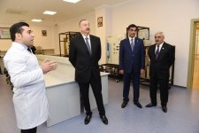 Prezident İlham Əliyev Bakı Ali Neft Məktəbinin kampusunun açılışında iştirak edib (FOTO) (YENİLƏNİB-2) - Gallery Thumbnail