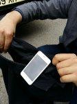 Abituriyentlərin üzərində 130-a yaxın mobil telefon və texniki vasitələr aşkarlandı (FOTO) - Gallery Thumbnail