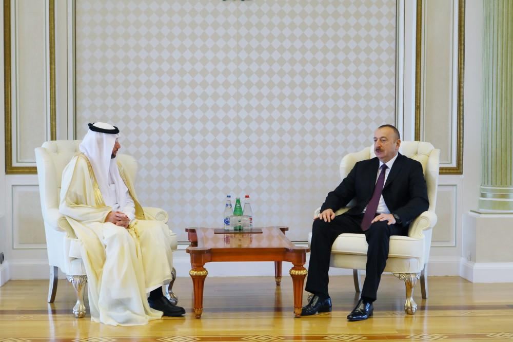 Ilham Aliyev: Solidarity, co-op between Muslim countries – important issues on our political agenda (PHOTO) (UPDATE)