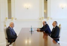 Ilham Aliyev receives ISESCO director general  (PHOTO) - Gallery Thumbnail
