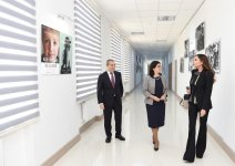 First VP Mehriban Aliyeva attends opening of Culture and Arts University's renovated block (PHOTO) - Gallery Thumbnail
