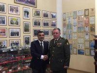 Глава международного альянса посетил Академию сухопутных войск Украины (ФОТО) - Gallery Thumbnail