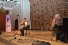 Uşaq musiqi məktəbi hesabat konserti verib (FOTO) - Gallery Thumbnail