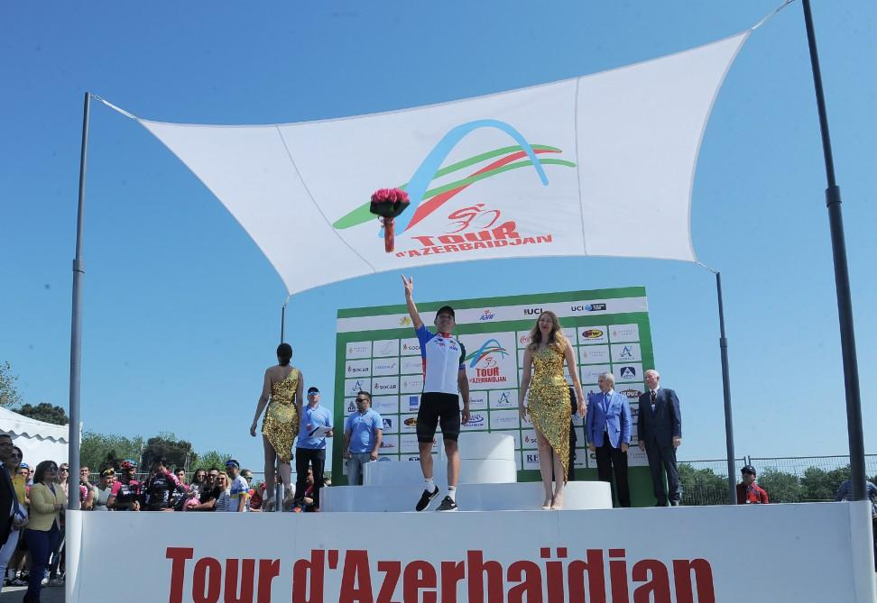 Krists Neilands solos to final stage win as Kirill Pozdnyakov seals overall victory at Tour d'Azerbaidjan 2017 (PHOTO) - Gallery Image