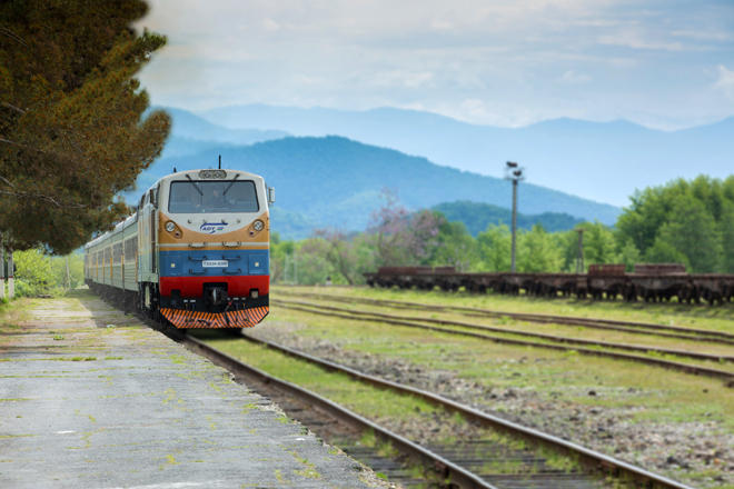 Turkey ready to build 2nd track on country's section of BTK railway