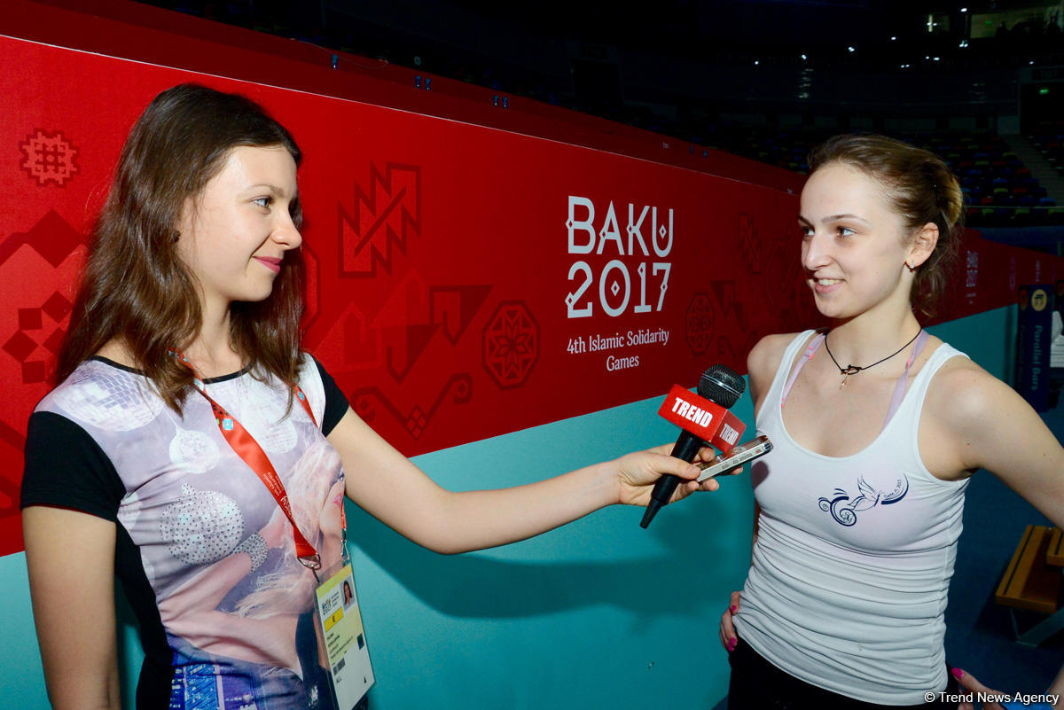 Durunda ready for Baku 2017 Games with new programs (PHOTO) - Gallery Image