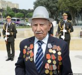 Azerbaijan celebrating Victory Day (PHOTO) - Gallery Thumbnail