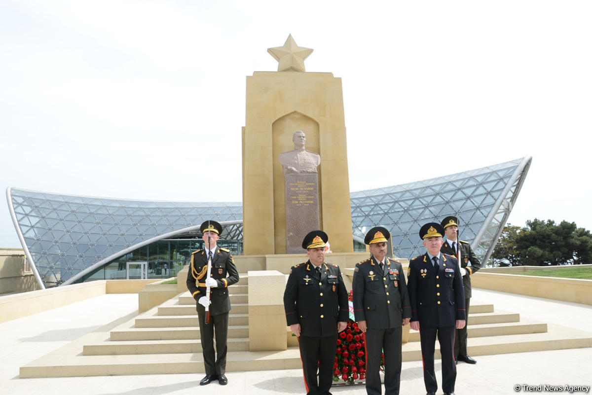 Azerbaijan celebrating Victory Day (PHOTO) - Gallery Image