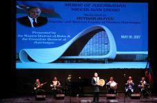 San Dieqoda Heydər Əliyevin xatirəsinə həsr olunmuş konsert keçirilib (FOTO) - Gallery Thumbnail