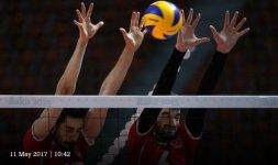 Türk voleybol takımından Bakü'de muhteşem zafer (Fotoğraf) - Gallery Thumbnail