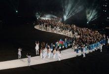 В Баку прошла церемония открытия Игр исламской солидарности (ФОТО,ВИДЕО) - Gallery Thumbnail