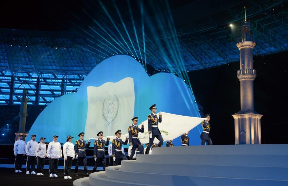 В Баку прошла церемония открытия Игр исламской солидарности (ФОТО,ВИДЕО) - Gallery Image
