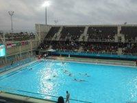 Baku 2017: Azerbaijani water polo players defeat Indonesian team (PHOTO) - Gallery Thumbnail