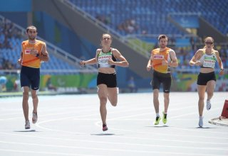 German athlete grabs gold in 1500 meters athletics competitions at EYOF Baku 2019