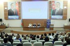 """Səlim Müslümov: """"Sosial xidmətin inkişafı Strategiyası"""" hazırlanıb (FOTO) - Gallery Thumbnail"""