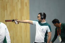 Baku 2017 shooting competitions as caught on camera - Gallery Thumbnail