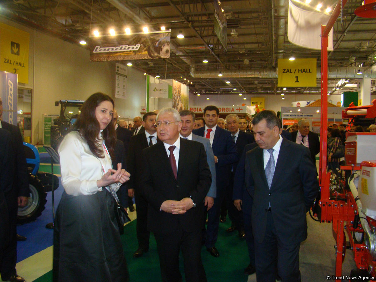 Minister: Export of Azerbaijan's agricultural products up by 44% (PHOTO) - Gallery Image