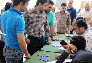Iran's semi-official agency publishes exit polls despite ban