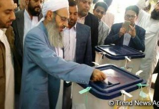 Iran's Sunni leader calls for high turnout in elections