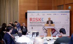 """Bakıda """"Maliyyə sektorunda informasiya texnologiyaları risklərinin idarəedilməsi"""" forumu keçirilir (FOTO) - Gallery Thumbnail"""