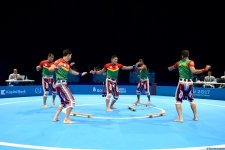 Men's group team skills in zurkhaneh competitions kick off (PHOTO) - Gallery Thumbnail