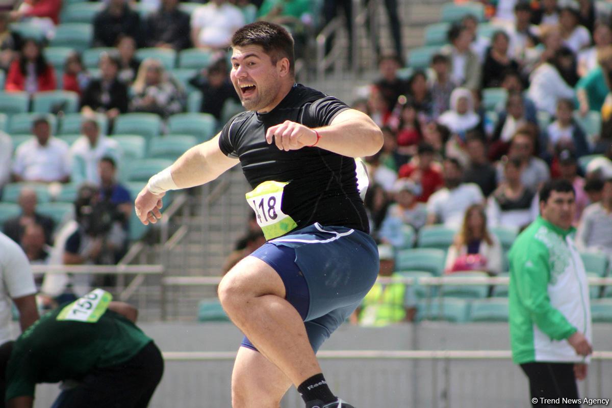 IV İslam Həmrəyliyi Oyunları çərçivəsində Bakıda atletika üzrə yarışlar keçirilir (FOTOREPORTAJ) - Gallery Image