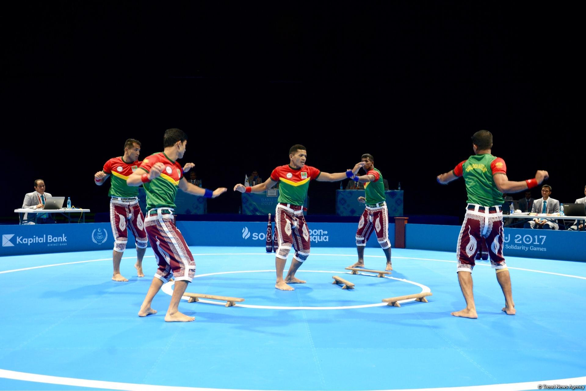 Men's group team skills in zurkhaneh competitions kick off (PHOTO)