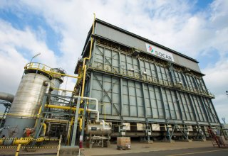 Timeframe of starting overhaul at SOCAR Methanol announced