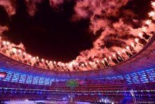 Baku hosts Closing Ceremony of 4th Islamic Solidarity Games (PHOTO, VIDEO) - Gallery Thumbnail